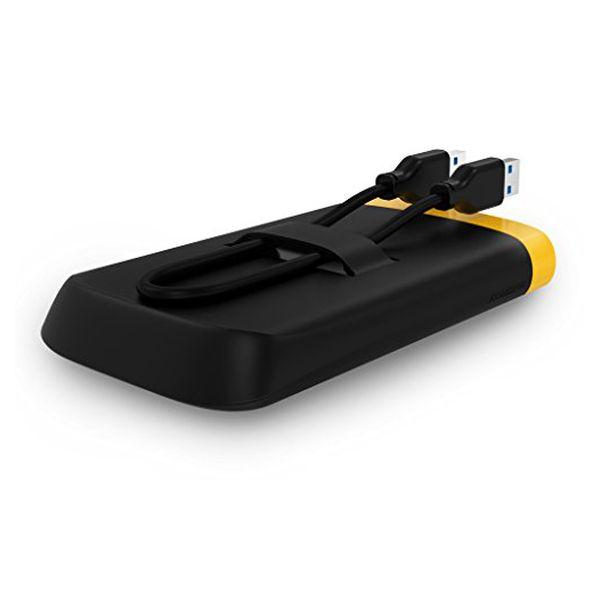 """Disco Duro Externo Silicon Power SP010TBPHDA65S3K 1 TB 2.5"""" USB 3.1 (4)"""