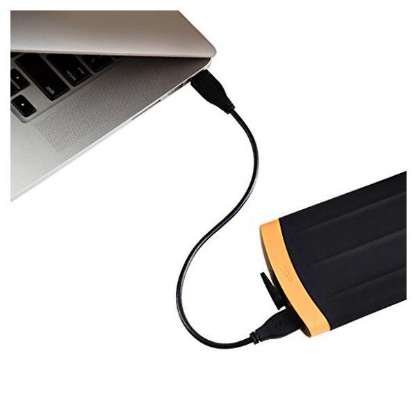 """Disco Duro Externo Silicon Power SP010TBPHDA65S3K 1 TB 2.5"""" USB 3.1 (3)"""
