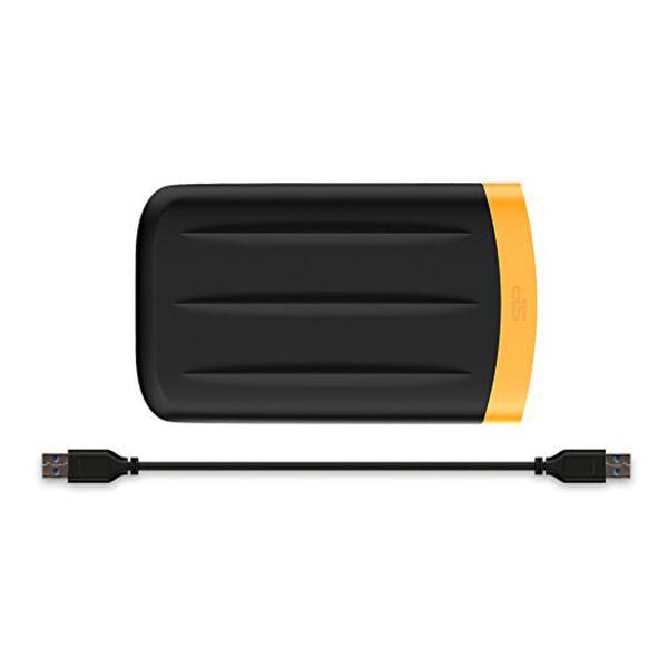"""Disco Duro Externo Silicon Power SP010TBPHDA65S3K 1 TB 2.5"""" USB 3.1 (1)"""