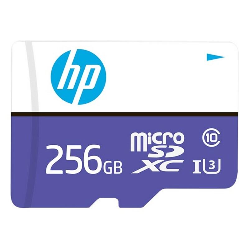 Micro SD Memory Card with Adaptor HP HFUD 256 GB