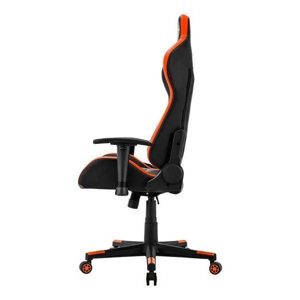 Silla Gaming Mars Gaming MGC3BO Negro Naranja (2)