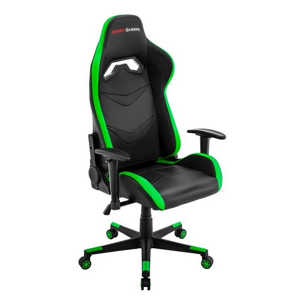 Gaming Chair Mars Gaming MGC3BG Black Green