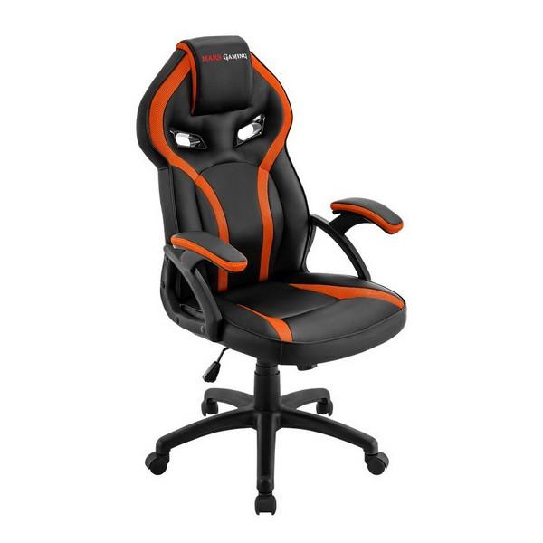 Gaming Chair Mars Gaming MGC118BO Black Orange