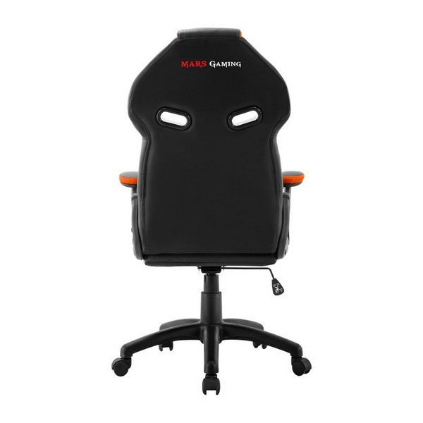 Gaming Chair Mars Gaming MGC118BO Black Orange Computers Electronics