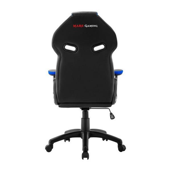 Gaming Chair Mars Gaming MGC118BBL Black Blue Computers Electronics