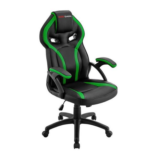 Gaming Chair Mars Gaming MGC118BG Black Green