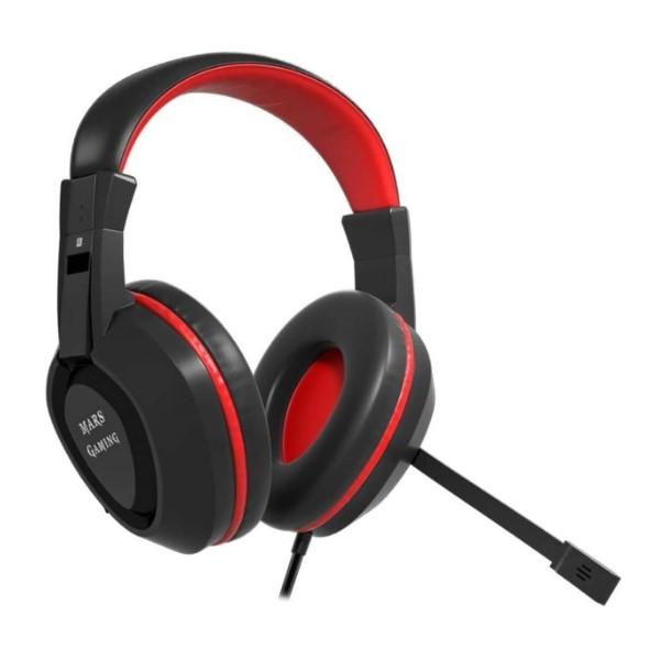 Gaming Headset with Microphone Mars Gaming MAH1V2 (Refurbished B)