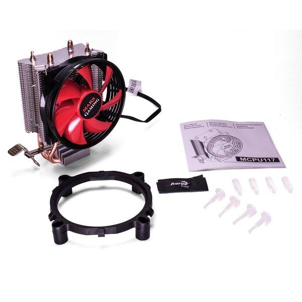 Heat sink Mars Gaming MCPU117 Gaming 90 mm (Refurbished A+)