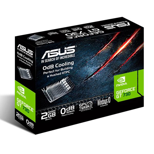 Tarjeta Gráfica Asus 90YV06N2-M0NA00 2 GB GDDR5 902 MHz