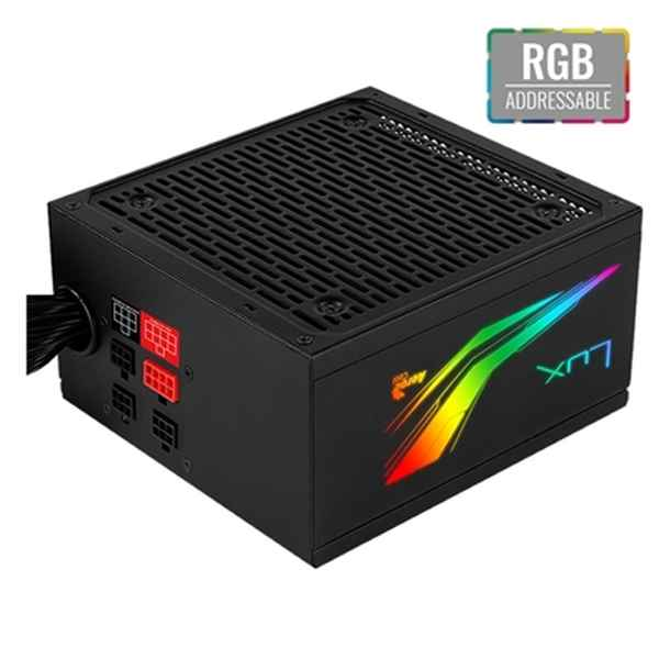 Power supply Aerocool LUX RGB ATX 550 W LED RGB