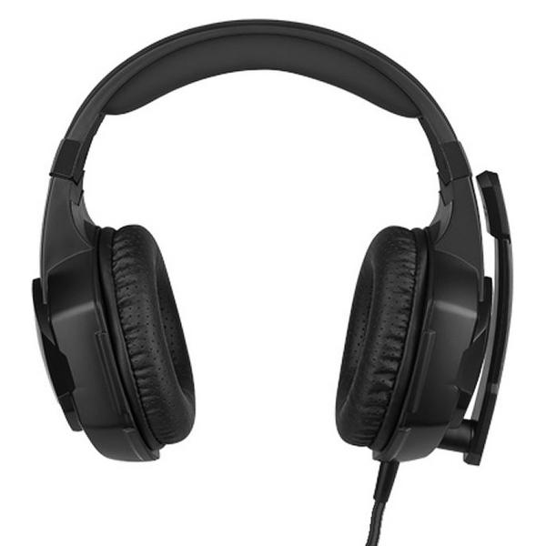 Slušalke z Mikrofonom Gaming Mars Gaming MHXPRO71 Črna