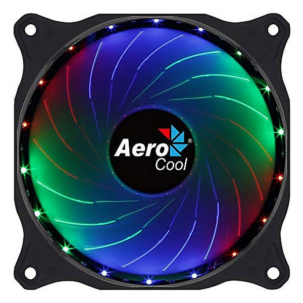 Ventilator Aerocool Cosmo 12 FRGB Ø 12 cm 1000 rpm RGB LED