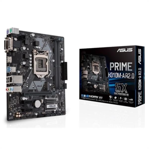 Motherboard Asus PRIME H310M-A R2.0 mATX DDR4 LGA1151