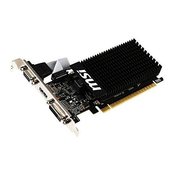 Tarjeta Gráfica MSI VGA NVIDIA GT 710 2 GB DDR3 (4)