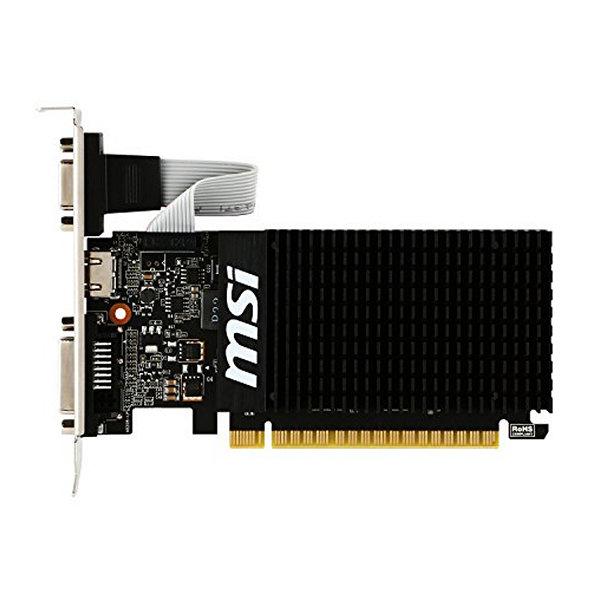 Tarjeta Gráfica MSI VGA NVIDIA GT 710 2 GB DDR3 (3)