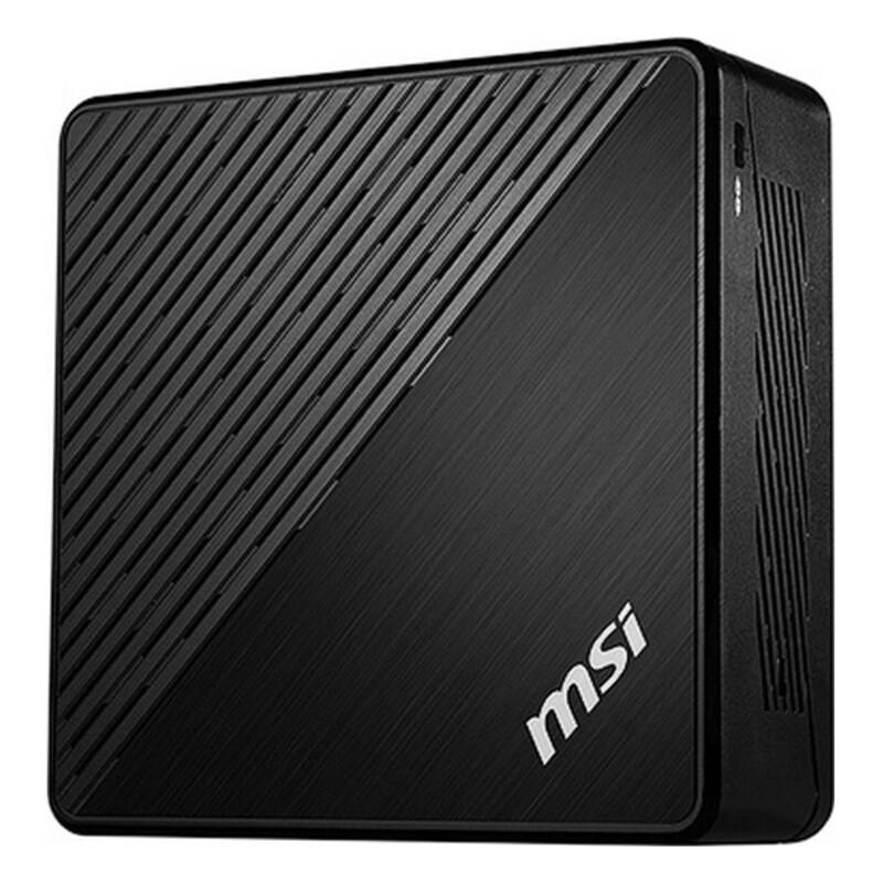 Mini PC MSI 10M-009BEU i3-10110U LAN WiFi USB-C Negro