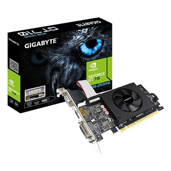 Tarjeta Gráfica Gigabyte GV-N710D5-2GIL 2 GB GDDR5