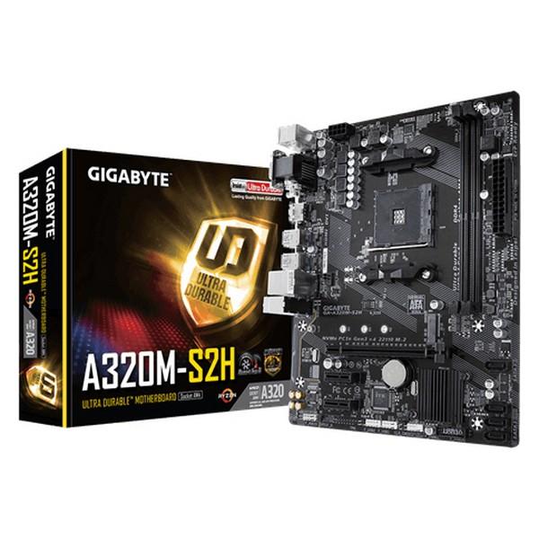 Placa Base Gigabyte IPBPA40042 mATX AMD A320