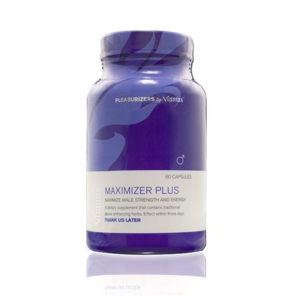Maximizer Plus 60 Tabs Viamax 3001
