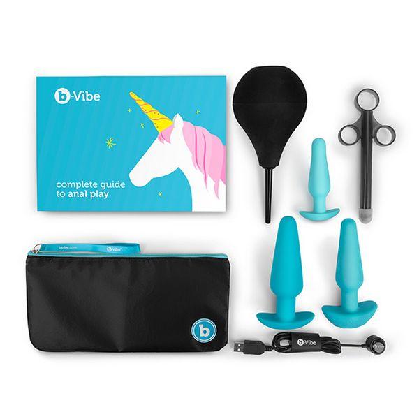 Anal Training Kit B-Vibe 10734