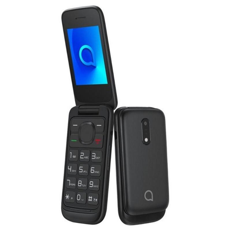 """Mobilni Telefon Alcatel 2053D 2,4"""" 4 GB RAM 4 GB Bluetooth - Bela"""