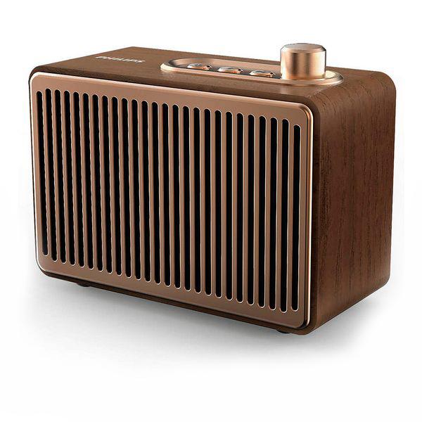 Bluetooth Speakers Philips TAVS300/00 Wood 4W