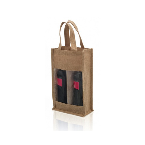 Double Bag for Wine Bottles (75 cl) 143481