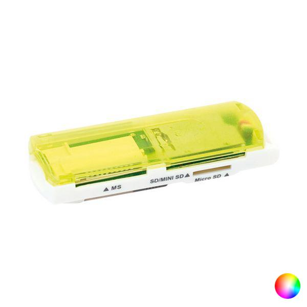 Lector de Tarjetas USB 2.0 SD 143693