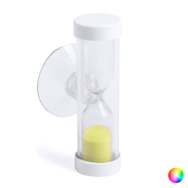 Hourglass with suction pad 2' 145275