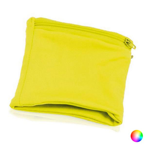Športna torbica za zapestje z žepom 143618 - Rumena