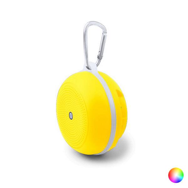 Bärbar Högtalare med karbinhake Bluetooth 3W 144934