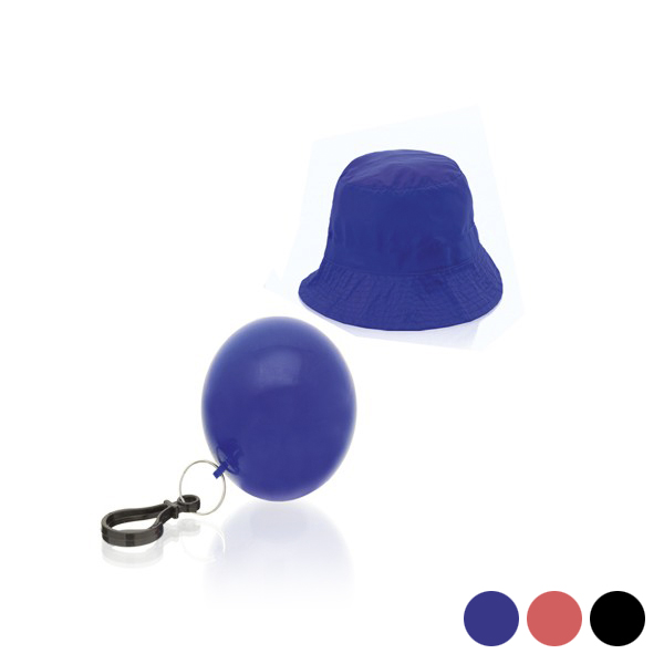 Key ring with Rainproof Hat 143502