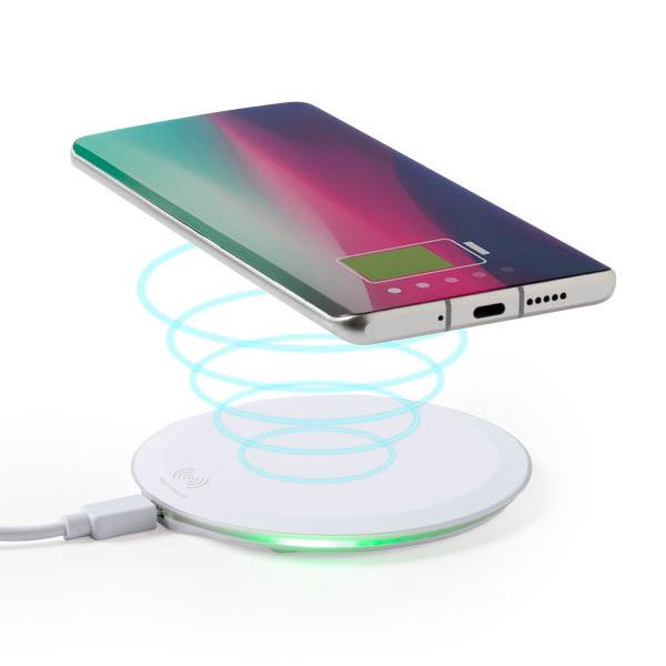 Cargador Inalámbrico para Smartphones Qi 10W 146520