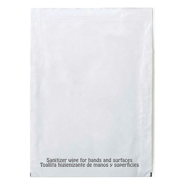Disinfectant wipes (1 pc) White 142571