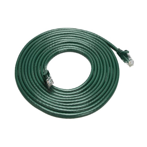 Cable CAT6-15FT-5P-GREEN Ethernet 4.6 m (Refurbished A+)