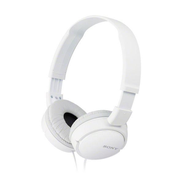 Slúchadlá Sony MDR ZX110 Biela Headband