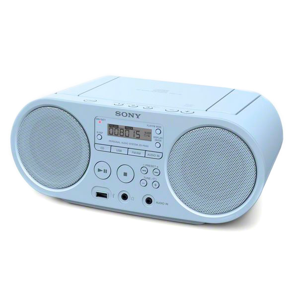 CD Radio Sony ZS-PS50 Blue