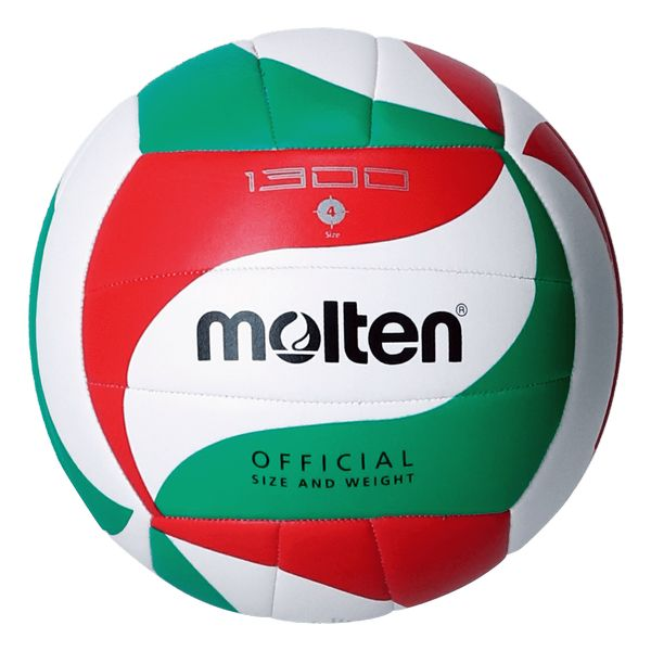Volleyball Ball Molten V4M1300 PVC (Size 4)