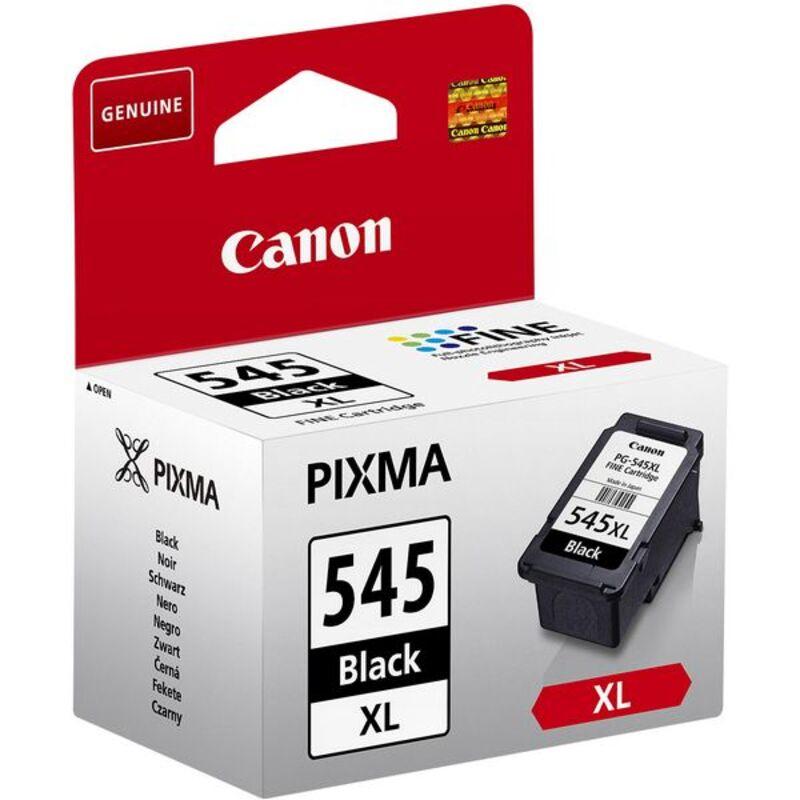 Katuša s Črnilom Izvirna Canon PG-545 XL IP2850/MG2550 Črna