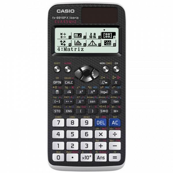 Calculadora Casio 222685 LCD Negro Plástico