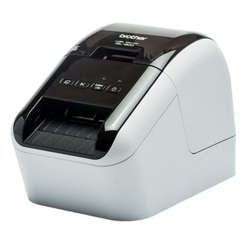 Impresora Térmica Brother QL800ZX1 USB Blanco