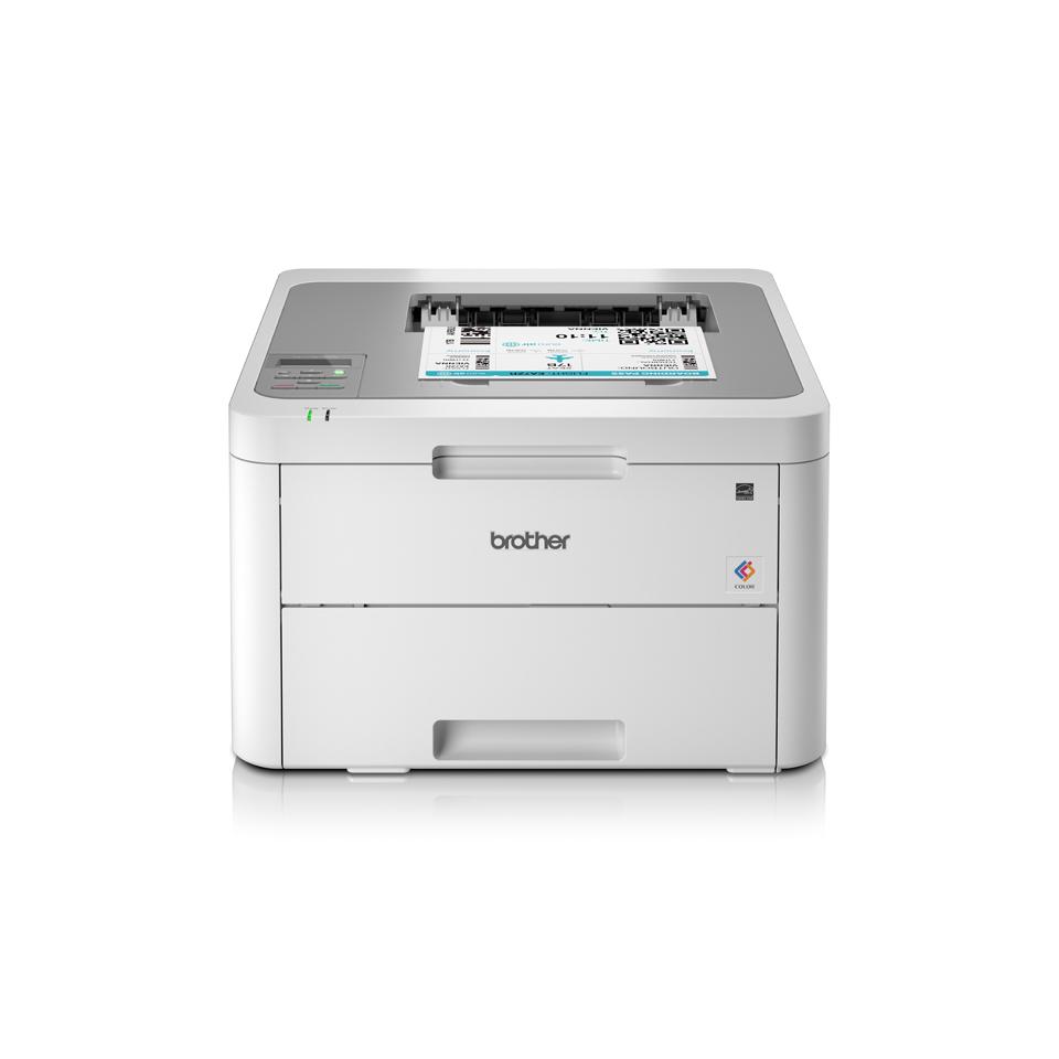 Impresora Brother HL-3210CW WIFI LED 256 MB Blanco