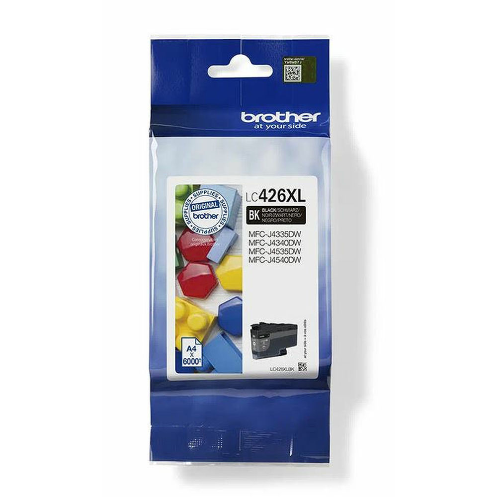 Compatible Ink Cartridge Brother LC426XLBK Black