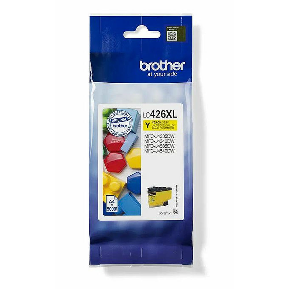 Compatible Ink Cartridge Brother LC426XLY Yellow