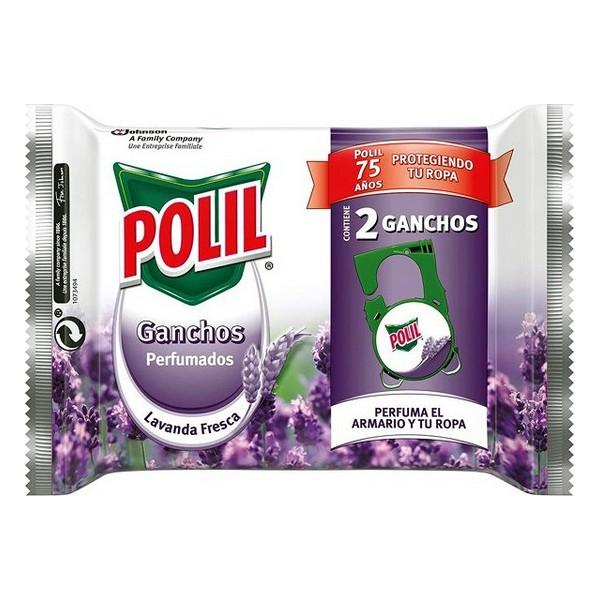 Air Freshener Duplo Polil Lavendar (2 uds)