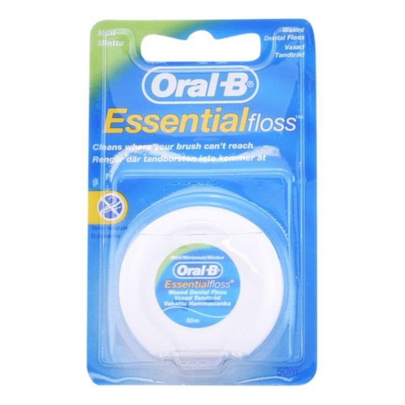 Dental Floss Essential Mint Oral-B (50 m)