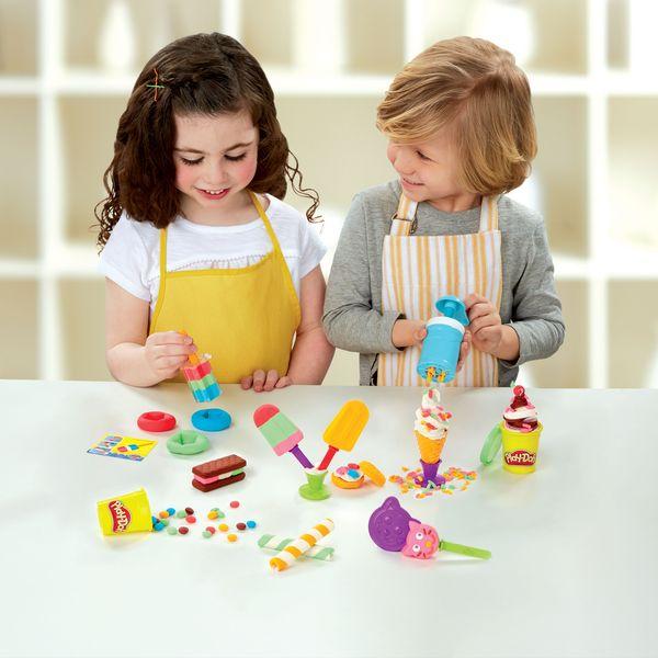 Play-Doh Okusni Sladoledi Hasbro
