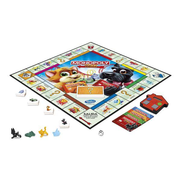 Monopoli Elektronski Junior Hasbro