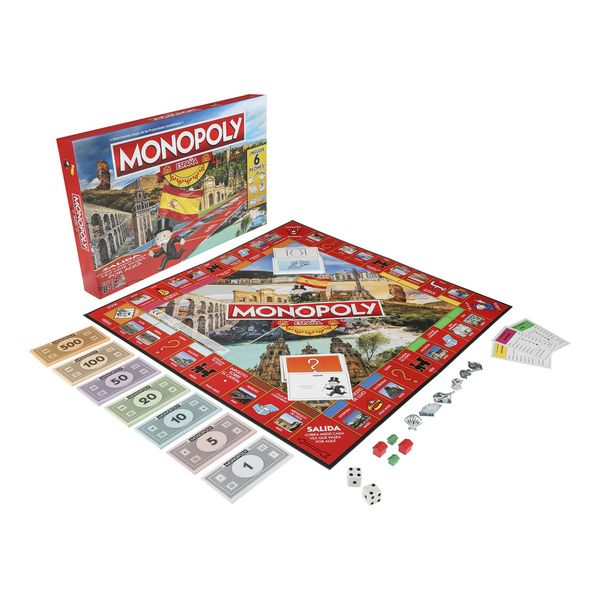 Monopoli Španija Hasbro