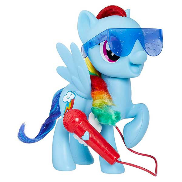 My Little Pony Hora de Ser Genial Rainbow Dash Hasbro